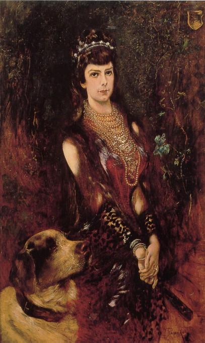 Anton Romaka - Keizerin Elisabeth