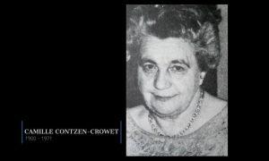 Camille Contzen Crowet